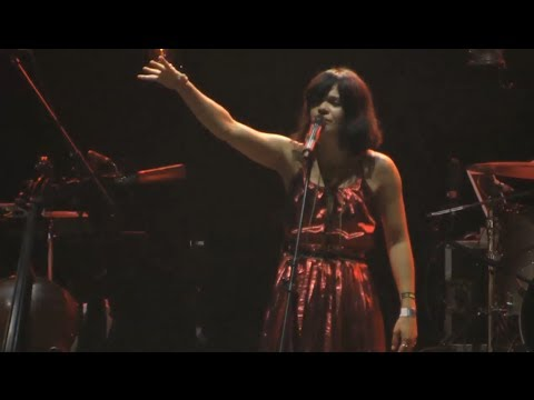 Bat For Lashes Live - Horse and I @ Sziget 2013