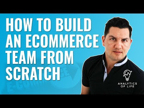 how-to-build-an-e-commerce-team-from-scratch-|-team-building-for-e-commerce-|-analytics-of-life