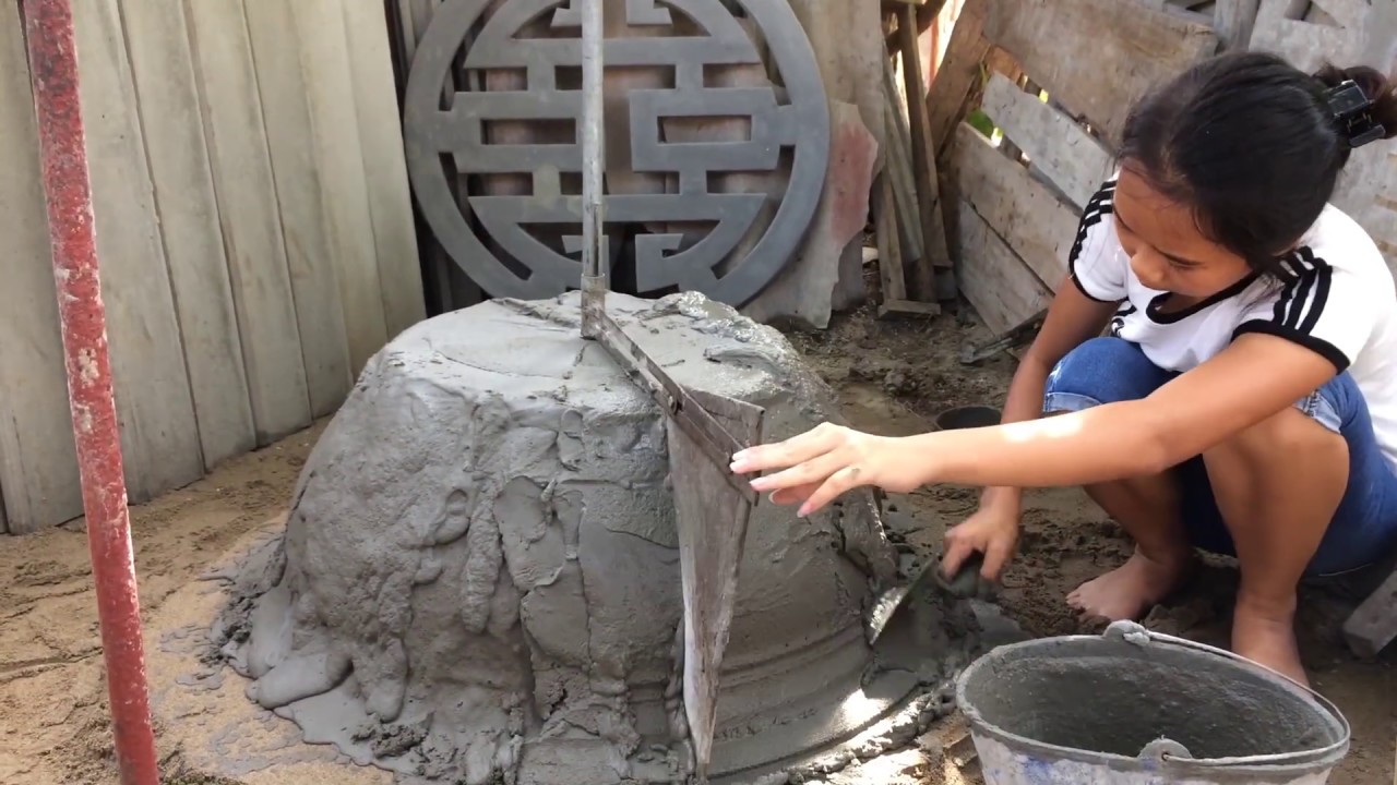How To Make A Bonsai Pot From Sand And Cement Make Your
