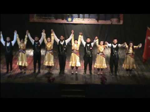 "International Folklore Festival ""MACEDONIAN EMBROIDERY"" Full Video 2016"