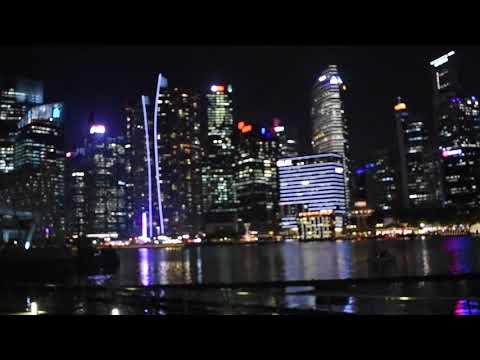 Singapore - Singapore Skyline (2018)