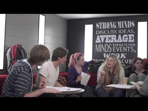 What's it like to study at Anglia Ruskin University?