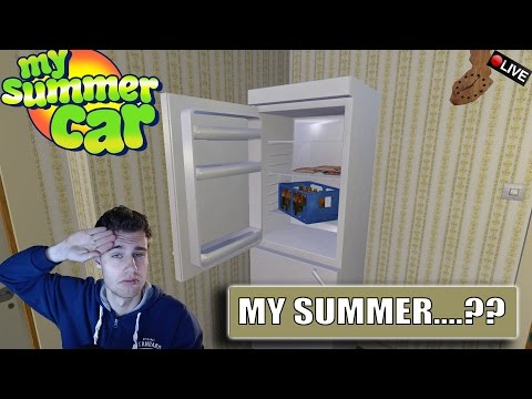 "{NL} ""MY SUMMER...."" My Summer Car LIVE S2 #1 {G27}"