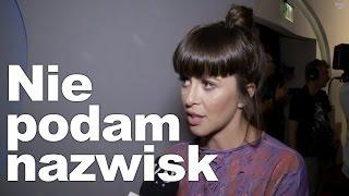 Malwina Wędzikowska - Nie podam nazwisk - Ścianka Myśli