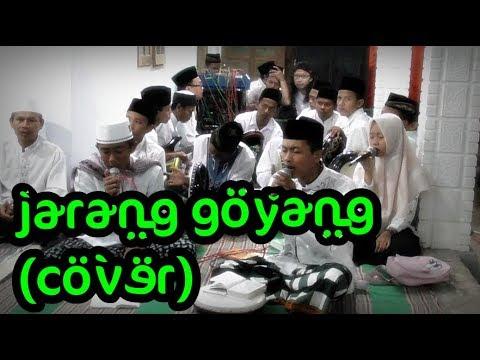 JARAN GOYANG (Versi Sholawat) Yaa Rosulalloh - KANZA MAHFIA Live Cover