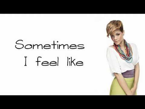 Rihanna   Complicated lyrics Hd