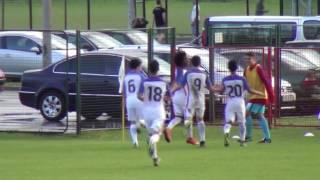 U-15 BNT vs. Montenegro: Highlights - June 2, 2016