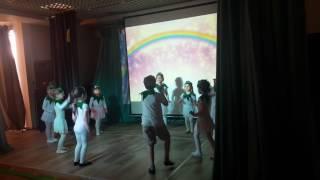 Концерт танцевальной студии - средняя группа - Лягушата