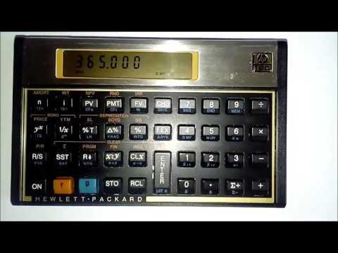 como-calcular-datas-na-hp12c