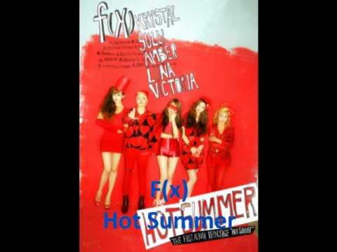 F(x) - Hot Summer (Audio)