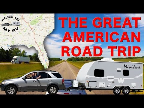 Great American Road Trip 2016 | Traveling Robert