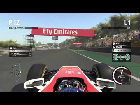 RMS_Maranello55's Front Row Racing World Championship Brazil