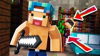 Hide & Seek in Minecraft Murder Mystery (w/ Joey, Graser & Shubble!)