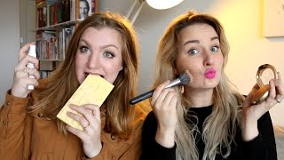 BEAUTYBLOGGER VS BEAUTY NOOB (MET VERA CAMILLA)
