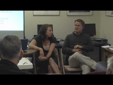 University of Wyoming International Studies Fieldwork: Q&A at Centennial Public Library