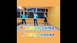 Tommy    Shadaa    Raj Ranjodh    DIljit Dosanjh    Sonam Bajwa   Bhangra   Latest punjabi song 2019