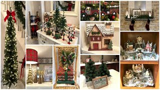 PLAID WEEK DAY 3   MY PLAID CHRISTMAS HOUSE TOUR   2018