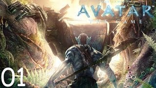 AVATAR: The Game #1 Witamy na Pandorze!