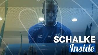 Salif Sané in der Reha   Behind the Scenes   FC Schalke 04