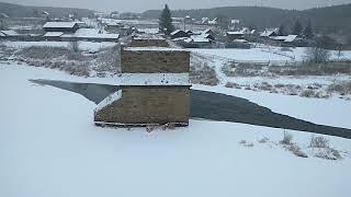 Шилова. Старый мост через Исеть.