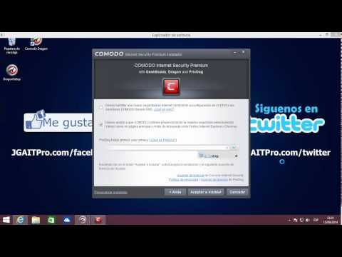 COMODO  Internet Security - Antivirus, AntiSpyware y Firewall gratis