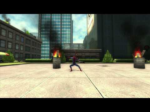 Gameloft's Amazing Spider-Man HD E3 Trailer