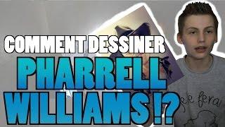 COMMENT DESSINER PHARRELL WILLIAMS ?! - TIM