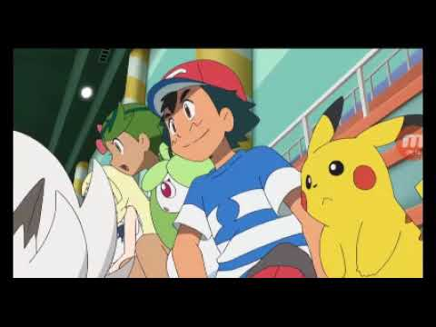 Pokemon sun and moon episode 19 english sub