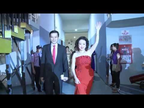 Lễ công nhận danh hiệu Diamond Nguyễn Thị Diễm Hân & Nguyễn Chí Bình