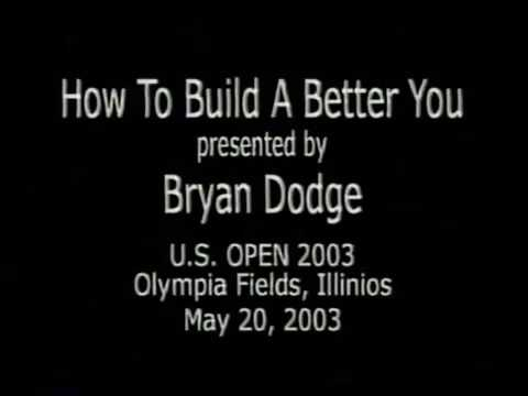 BRYAN DODGE - Motivational Speaker