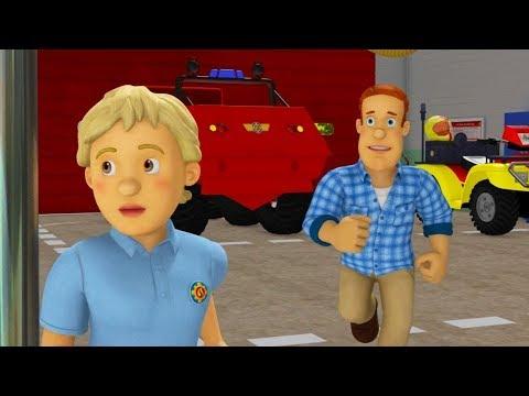 Sam le Pompier | Pompier Sam en devoir! | �pisode Complet | Dessin Anim�