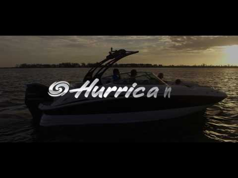 2017 Hurricane Deck Boats- Brand Video