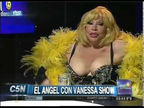 C5N - EL ANGEL DE LA MEDIANOCHE CON VANESSA SHOW