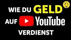 So verdienst du Geld auf YouTube