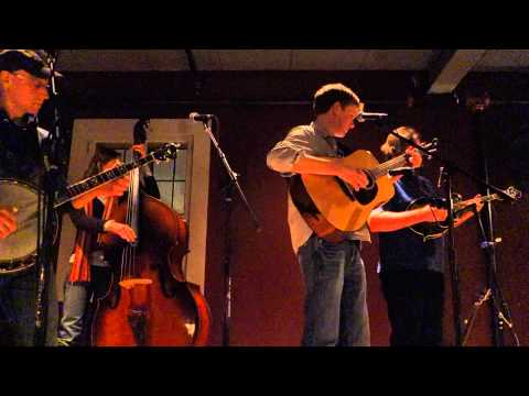 Gold Rush (Bluegrass Jam at Isis in Asheville, NC)  Jan 1, 2013
