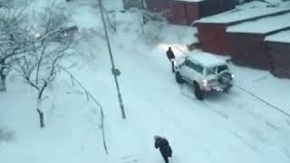 Дтп и снег