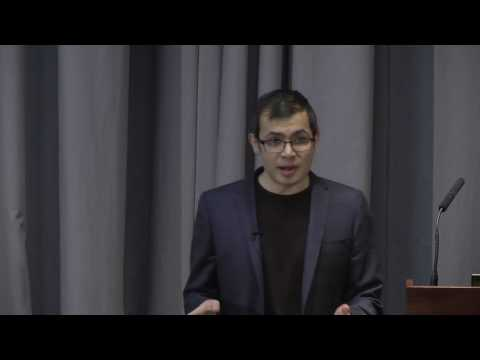 Dr Demis Hassabis, Co-founder and CEO of DeepMind speaking at CSAR