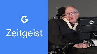 How Artificial Intelligence is Changing the World | Stephen Hawking & more | Google Zeitgeist