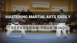 Martial Arts affirmations mp3 music audio - Law of attraction - Hypnosis - Subliminal