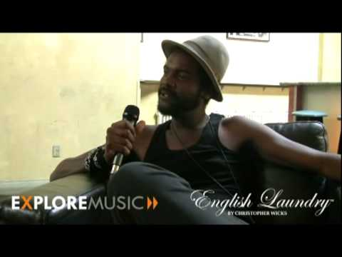 Interview with Gary Clark Jr.