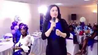 Estranged wife of Pastor Chris Oyakhilome Anita open up in London