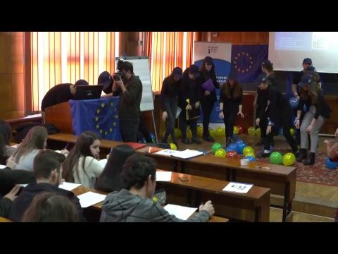iDebate - 30.01.2018 - Art of dialogue - Resita, Romania (Part 1)