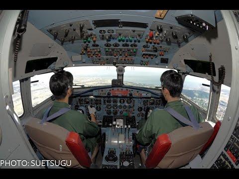 【香川】国産機YS11、3年ぶり大空へ 戦後初の国産旅客機