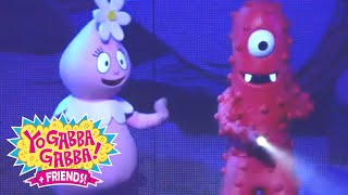 Yo Gabba Gabba! Family Fun - YO GABBA GABBA SHOW TIME  | Kids Songs | DJ LANCE ROCK | BABY SONGS