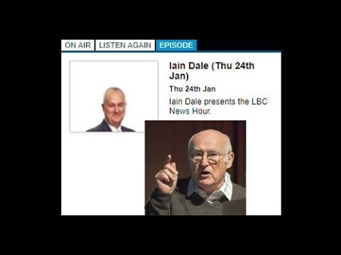 Peter Taaffe on LBC radio speaking about Venezuela