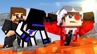 КОМАНДА ДРУЗЕЙ У ФИНИШНОЙ ЧЕРТЫ В ПАРКУРЕ БОЛИ И МУЧЕНИЙ! Minecraft