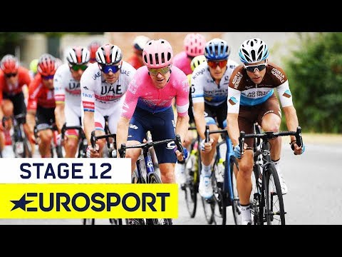 Tour de France 2019 | Stage 12 Highlights | Cycling | Eurosport