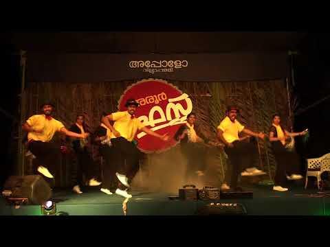 Oru Madhurakinavin | Chettikulangara | Malayalam Retro Dance Performance - Surjit & Team