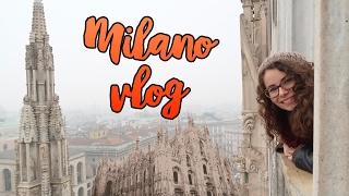 Milano VLOG - A város felett | Viszkok Fruzsi