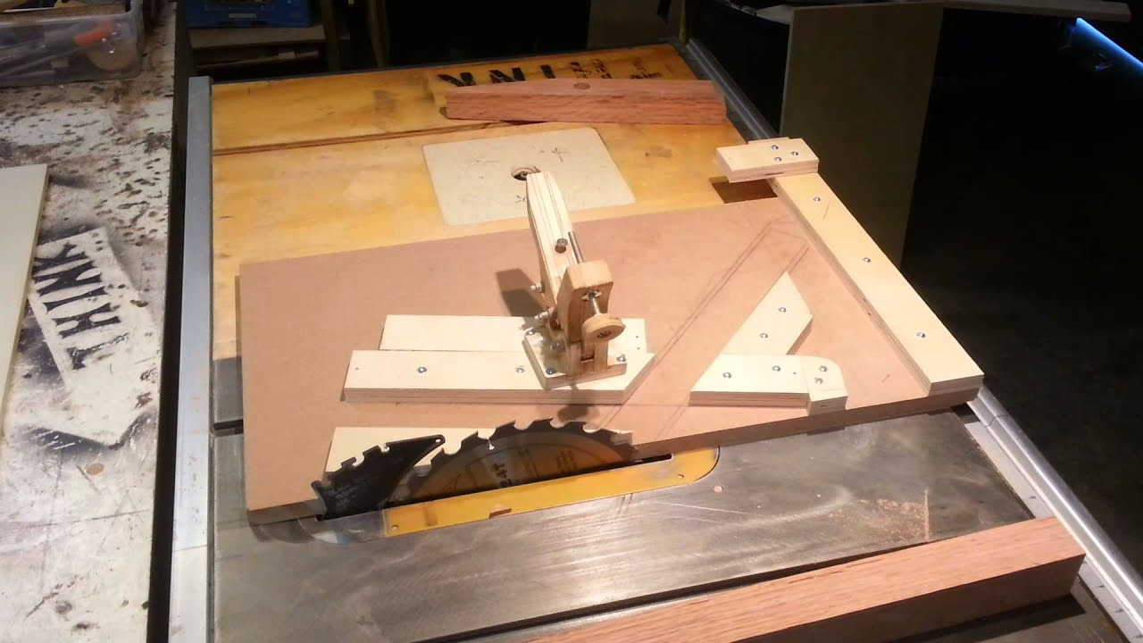 Wood Working Production Tips Multitasking Jigs Wooden